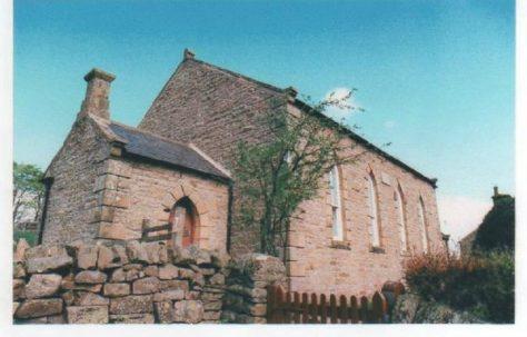 Langley Primitive Methodist Chapel Northumberland