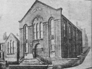 Langsett Road Primitive Methodist chapel | Handbook of the Primitive Methodist Conference 1901; Englesea Brook Museum