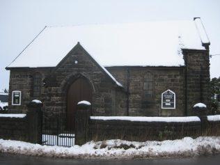 Lask Edge Primitive Methodist Chapel Staffordshire