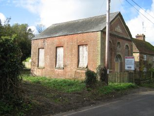 Leckford Primitive Methodist, Hants