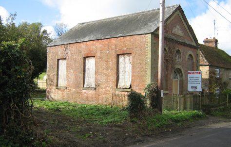 Leckford Primitive Methodist, Hants