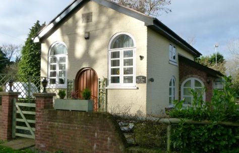 Ledgemoor Primitive Methodist Chapel