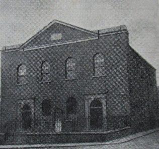 Leeds Quarry Hill Ebenezer Primitive Methodist chapel | Handbook of the Primitive Methodist Conference 1922; Englesea Brook Museum