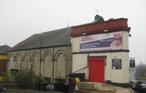 Armley (Branch Road) Primitive Methodist Church