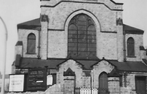 Mansfield, Woodhouse Road PM Chapel