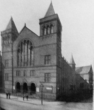 Leicester Belgrave Gate Primitive Methodist chapel | Primitive Methodist Conference Handbook 1907