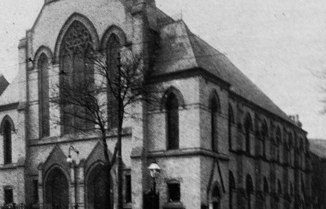 Leicester Clipstone Street Primitive Methodist chapel, later Highfields