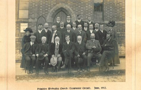 Green Lane Primitive Methodist Chapel, Leominster