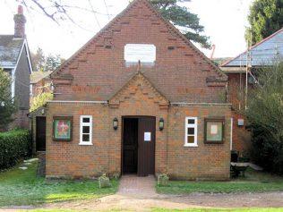 Ley Hill Primitive Methodist Chapel, Buckinghamshire | © churches-uk-ireland.org
