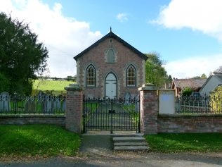 Lingen Primitive Methodist Chapel 2013 | R Beck