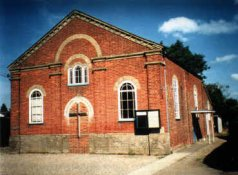 Lingwood Primitive Methodist Church, Norfolk