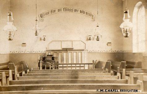 Little Broughton PM Chapel, Lincolnshire