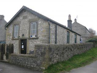 Little Hucklow PM Chapel Derbyshire