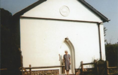 Littledown Primitive Methodist Chapel, Hampshire