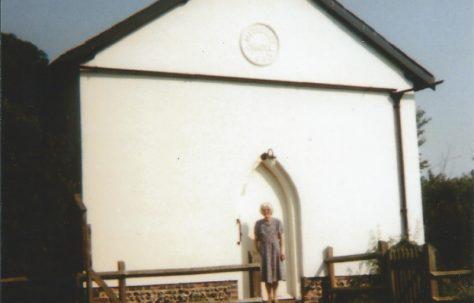 Littledown Primitive Methodist Chapel, Hampshire