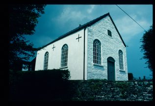 Chapel pictured in June 1992 | David Hill