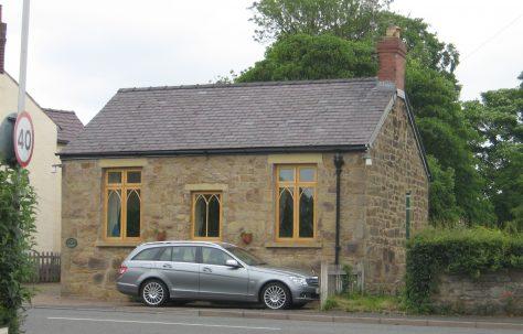 Llay Primitive Methodist chapel, Denbighshire