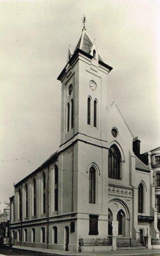 Douglas; Loch Parade Primitive Methodist Church | Englesea Brook Museum