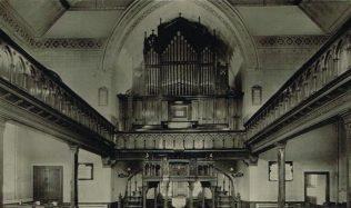 Douglas; Loch Parade Primitive Methodist Church