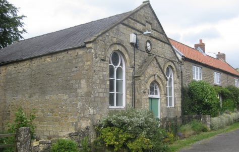 Lockton Ebenezer Primitive Methodist chapel