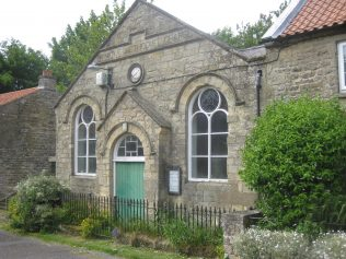 Lockton Ebenezer Primitive Methodist chapel | Photo taken June 2018 by E & R Pearce