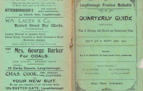 Loughborough Circuit 1910 Q3