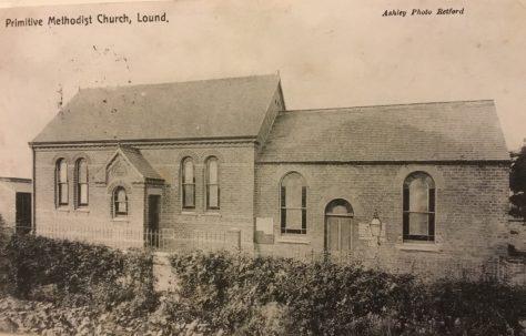 Lound Primitive Methodist chapel