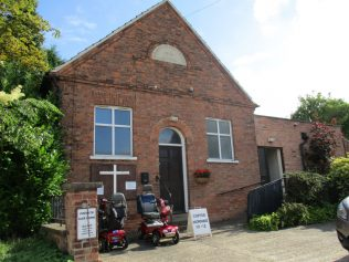 Lowdham Primitive Methodist chapel | Christopher Hill 2016