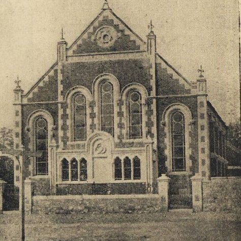1884 Lower Stratton chapel | Brinkworth and Swindon Synod Centenary Handbook 1910