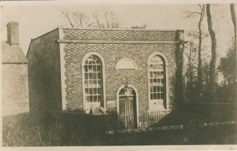 Swindon; Lower Stratton Primitive Methodist chapel 1830