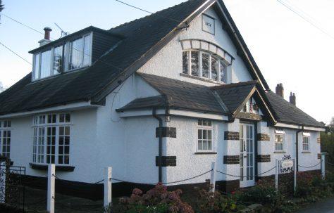 Lower Withington Primitive Methodist Chapel