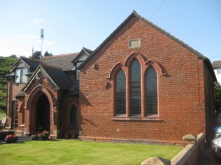 Lower Wych PM Chapel, Cheshire