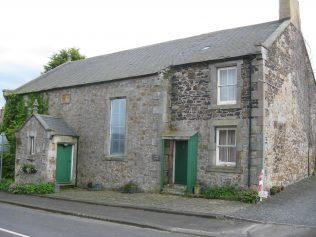 Lowick Primitive Methodist Chapel Northumberland
