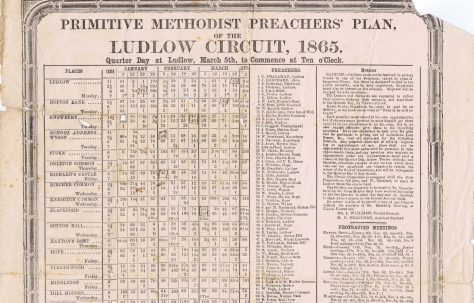 Ludlow Circuit 1865 Q1