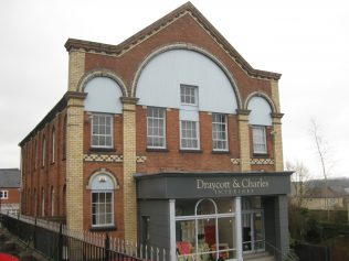 Ludlow Old Street Primitive Methodist Chapel | Elaine and Richard Pearce March 2014