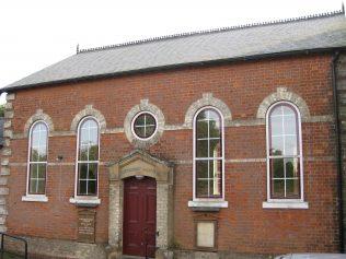 Lund Primitive Methodist Chapel East Yorkshire 1871