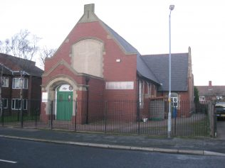 Lynemouth Primitive Methodist Chapel Northumberland