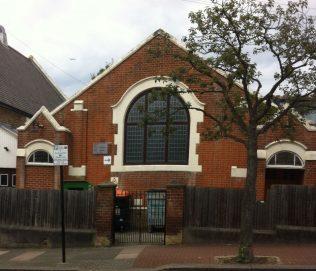 Lynwood Road schoolroom, Tooting | Christopher Hill