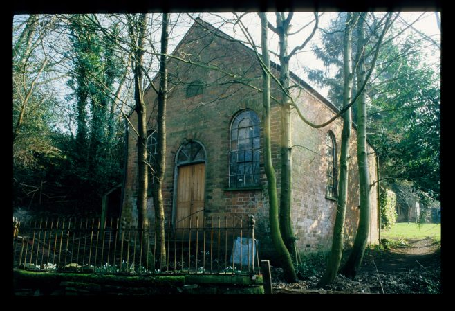 Chapel pictured in 2003 | David Hill