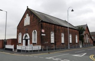 Former Leigh Street Primitive Methodist Chapel Earlestown | Alan Nixon