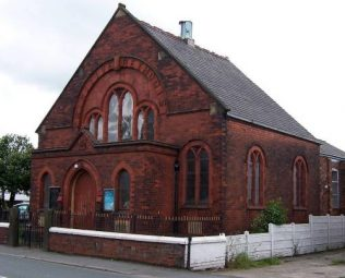 Golborne: Lowton Road Primitive Methodist Church