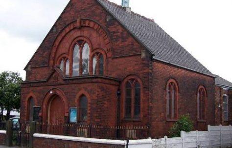 Golborne: Lowton Road Primitive Methodist Church