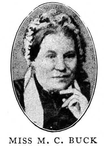 Mary Clarissa Buck