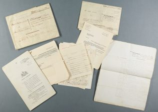 Original deeds of the chapel   Norfolk Record Office, MC3178