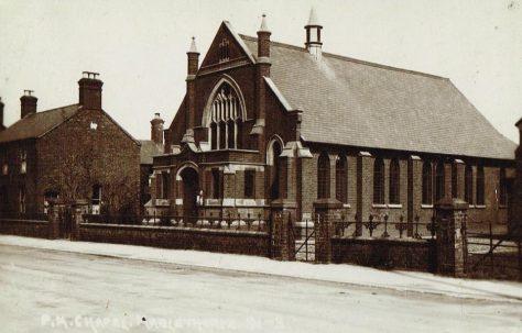 Mablethorpe Primitive Methodist chapel