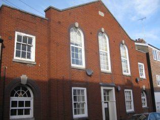Macclesfield Newtown Primitive Methodist Chapel