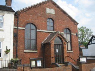 Madeley Ebenezer PM Chapel Staffordshire