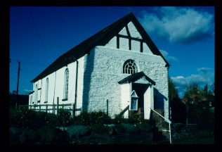 Chapel pictured in 1991 | David Hill
