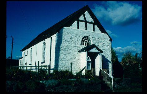 Madley Primitive Methodist Chapel, Herefordshire.