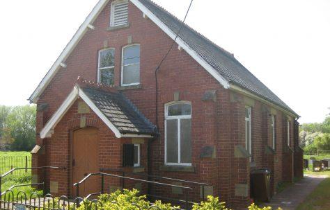 Maesbrook PM Chapel Shropshire.